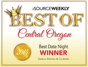 Source Weekly: Best Date Night of Central Oregon 2014