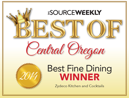 Source Weekly: Best Fine Dining of Central Oregon 2014