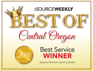 Source Weekly: Best Service of Central Oregon 2014
